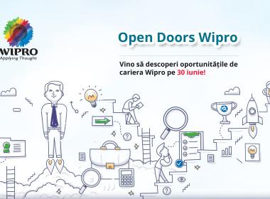 Wipro lansează noi oportunități profesionale